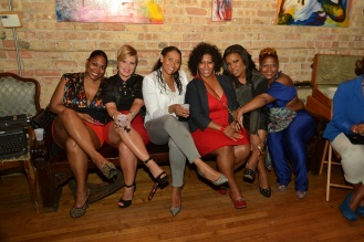 The 300 Group's Pre-Memorial Day Windy city Spring Wine Mixer 2014