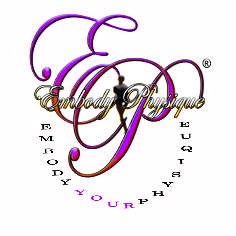 Embody Physique T-SHIRT LOGO-1